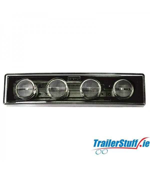 Boreman Scania LED Visor Lamp to suit 4 and R Seri...