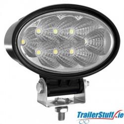 Oval Spot Work Lamp