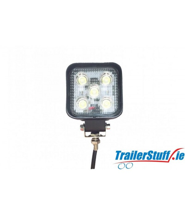 12/24V 15W FLOOD LED WORKLAMP