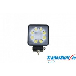 "4"" 12/24V Flood Work Light"