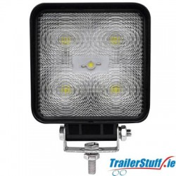 "4"" Square Led lamp"