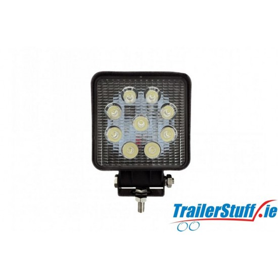 12/24V Flood LED Worklamp 1400Lm 4 or More €20 each