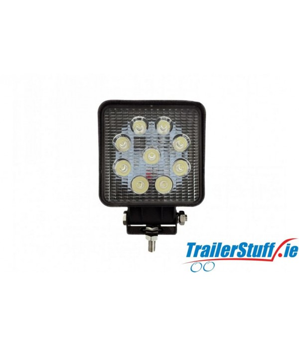12/24V Flood LED Worklamp 1400Lm 4 or More €20 e...
