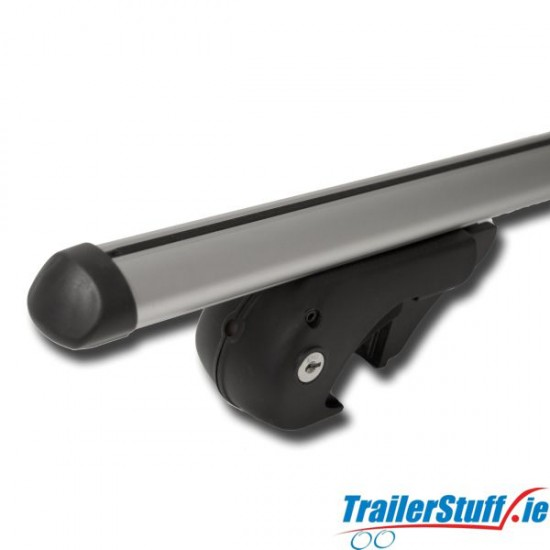 RB1040 M-Way Eagle 1.2m Roof Bars For Raised Roof Rails