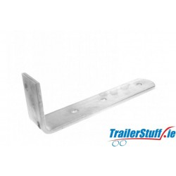 Heavy-duty mudguard bracket