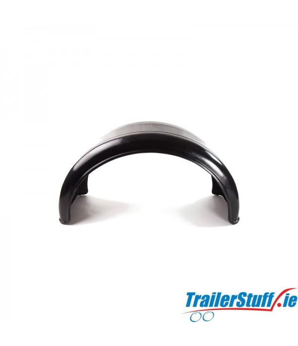 "Indespension 13"" Plastic Single Mudguard"