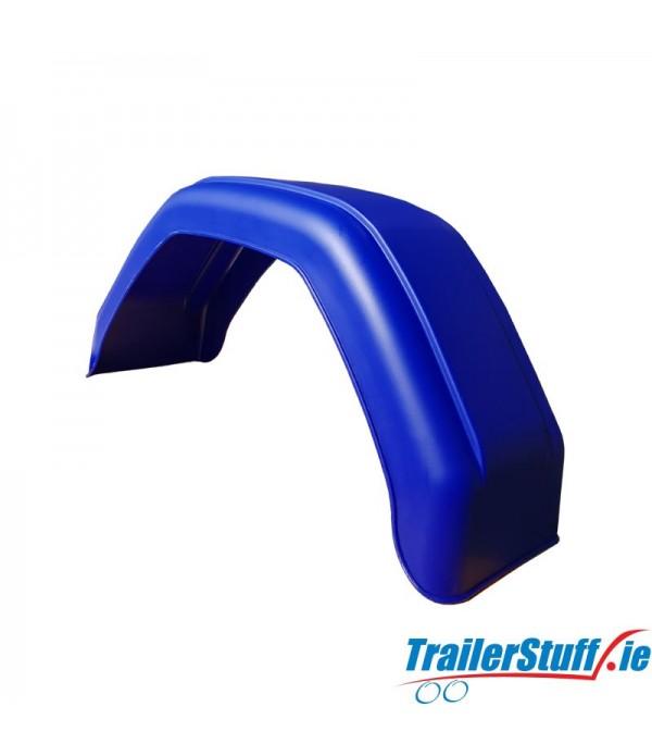 Blue Plastic Jet Ski Trailer Mudguard