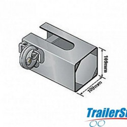 Steel Coupling Safe and Lock