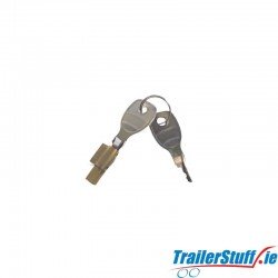 INTEGRAL SECURITY LOCK AND KEY
