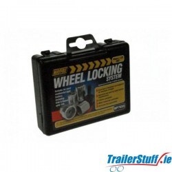 10mm. Wheel Nut Locking Set