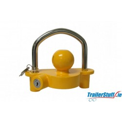 Universal hitch lock