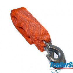 4000kg Heavy Duty Recovery Towing Strap