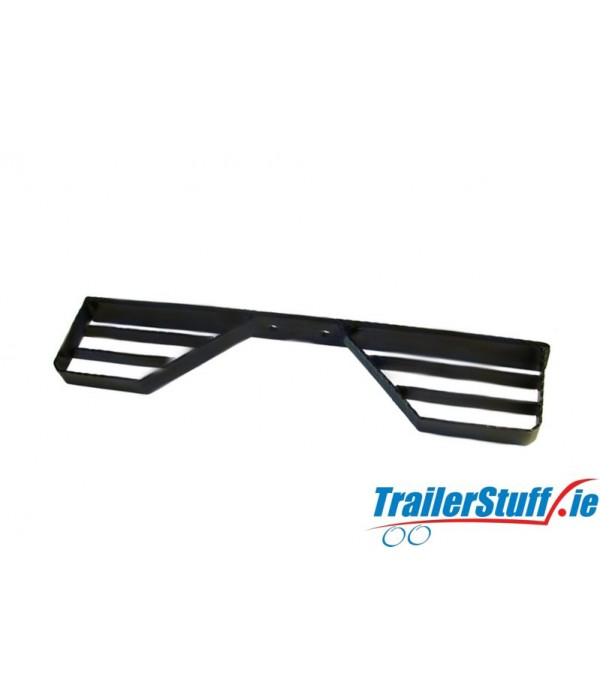 Double Sided Tow Step -Heavy Duty Black