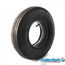 4.80/4.00-8 6ply Tyre & Inner Tube