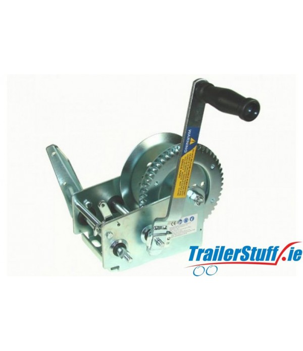 HEAVY DUTY HANDWINCH WITH HAND BRAKE 1100KG / 2500...