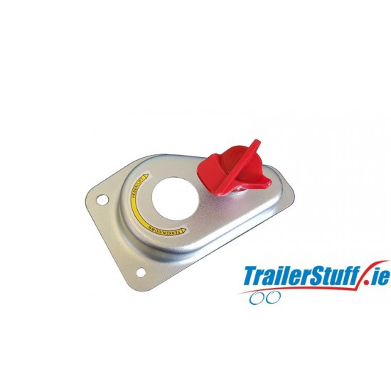 AL-KO 900A winch side cover and Switch