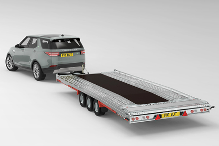 T - Transporter  Car Trailer