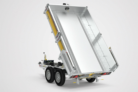 CarGo Tipper Trailer 2